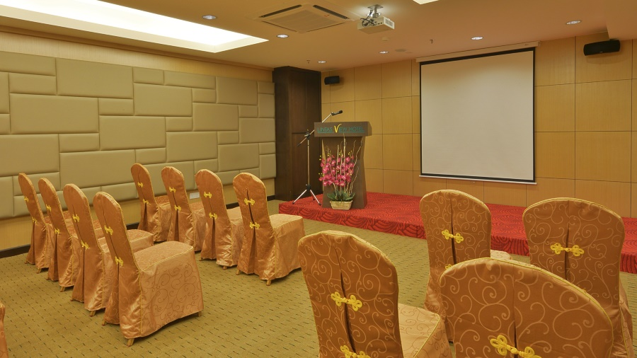 Function Room Theatre Style Lintas View Hotel