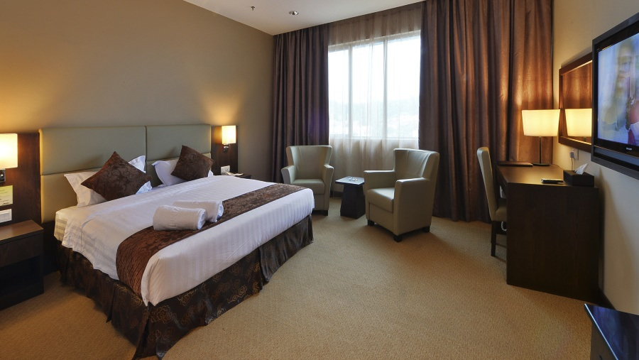 Junior Suite King Lintas View Hotel