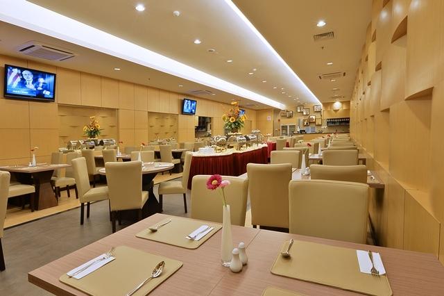 LV Restaurant Lintas View Hotel